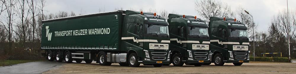 Transport Keijzer Warmond BV